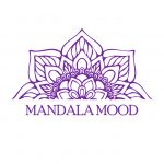 Mandala Mood vectorised logo